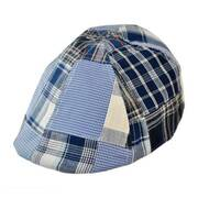 Kids' Patchwork Cotton Ivy Cap