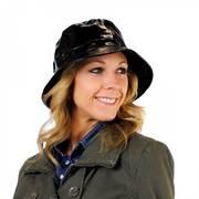 Vinyl Rain Bucket Hat