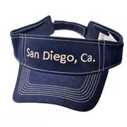 San Diego, CA Adjustable Visor