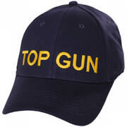 Top Gun Adjustable Baseball Cap