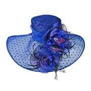 Alyssa Edwards Boater Hat