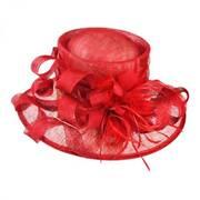 Visage Boater Hat