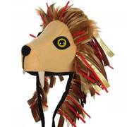 Luna Lovegood Lion Hat