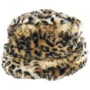 Tanya Faux Fur Cloche Hat