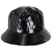 Future Earflap Cotton Blend Bucket Hat