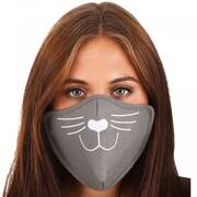 Cat Face Cover