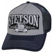 Big Rig Cotton Trucker Snapback Baseball Cap