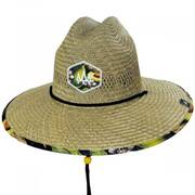 Grove Straw Lifeguard Hat