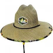 Grove Straw Lifeguard Hat