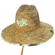 Sonora Straw Lifeguard Hat