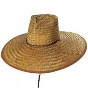 Myth Heart Palm Straw Lifeguard Hat