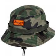 The Chum Cotton Canvas Bucket Hat