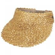 Capri Wheat Straw Visor