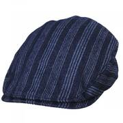 Gulick Striped Cotton Ivy Cap
