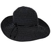 Emmeline Ribbon Roller Sun Hat