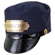 Train Conductor Hat