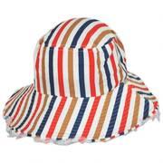 Lisbon Packable Cotton Bucket Hat