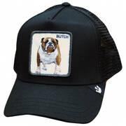 Butch Mesh Trucker Snapback Baseball Cap