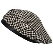 Tooth Grid Beret