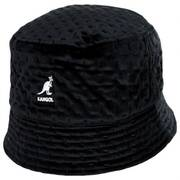 Dash Quilted Bin Bucket Hat with Earflaps
