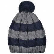 Bowery Pom Knit Beanie Hat