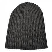 Eco Cotton Knit Beanie Hat