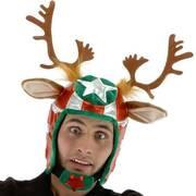 Racin' Reindeer Helmet