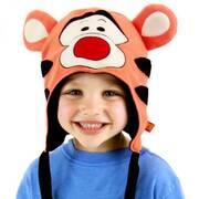 Tigger Peruvian Hoodie Hat