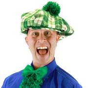 St. Patrick's Gatsby Big Apple Cap