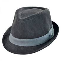 Aurora Cotton Fedora Hat