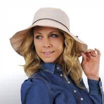 Soleil Cotton Sun Hat