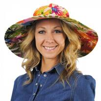 Jardin Cotton Sun Hat