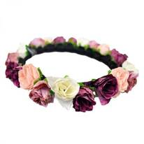 Roses Headband and Hat Band