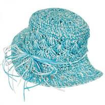 Kids' Heathered Sun Hat