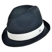 Harper Toyo Straw Fedora Hat