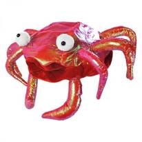 Shiny Crab Hat