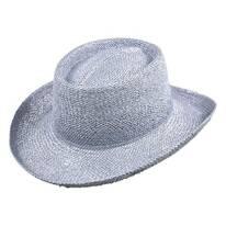 Untrimmed Gambler Hat