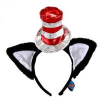 Cat in the Hat Deluxe Fascinator Headband