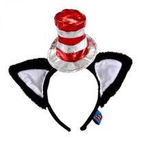 Cat in the Hat Deluxe Fascinator Headband