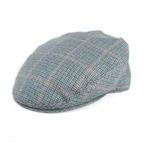 Cheesecutter Houndstooth Wool Ivy Cap