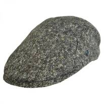 Pub Donegal Tweed Wool Duckbill Ivy Cap