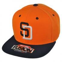 San Diego Padres MLB Back 2 Front Snapback Baseball Cap