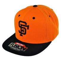 San Francisco Giants MLB Back 2 Front Snapback Baseball Cap