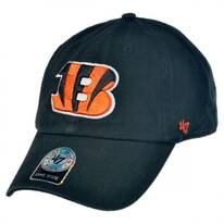 Cincinnati Bengals NFL Clean Up Strapback Baseball Cap Dad Hat