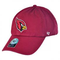 Arizona Cardinals NFL Clean Up Strapback Baseball Cap Dad Hat