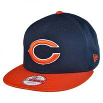 Chicago Bears NFL 9Fifty Snapback Baseball Cap