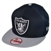 Oakland Raiders NFL 9Fifty Snapback Baseball Cap