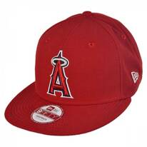 Los Angeles Angels of Anaheim MLB 9Fifty Snapback Baseball Cap