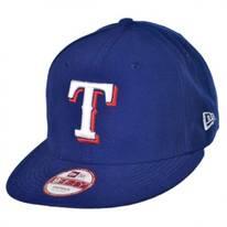 Texas Rangers MLB 9Fifty Snapback Baseball Cap