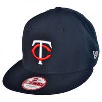 Minnesota Twins MLB 9Fifty Snapback Baseball Cap